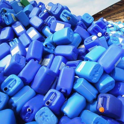 Сдать пластиковые канистры