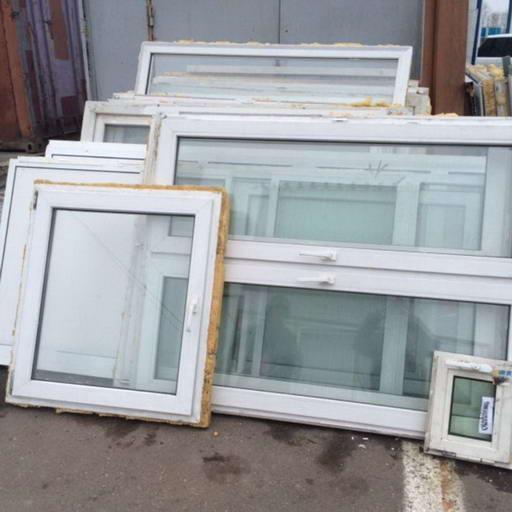 Сдать окна ПВХ бу с вывозом