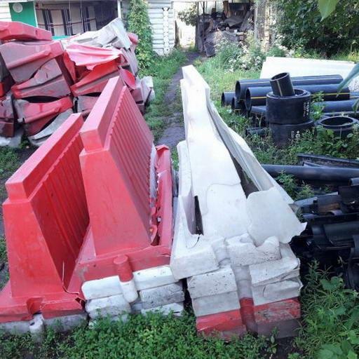 Сдать пластиковые дорожные боны